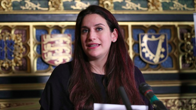 Luciana Berger quits the Labour party over 'institutional anti-semitism' https://t.co/2tkljR8VeC