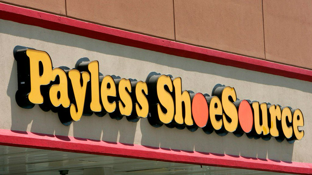 Payless begins liquidation sales ahead of closing all US stores https://t.co/Nh4Gbn04wr