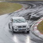 Image for the Tweet beginning: The T-Roc R is being