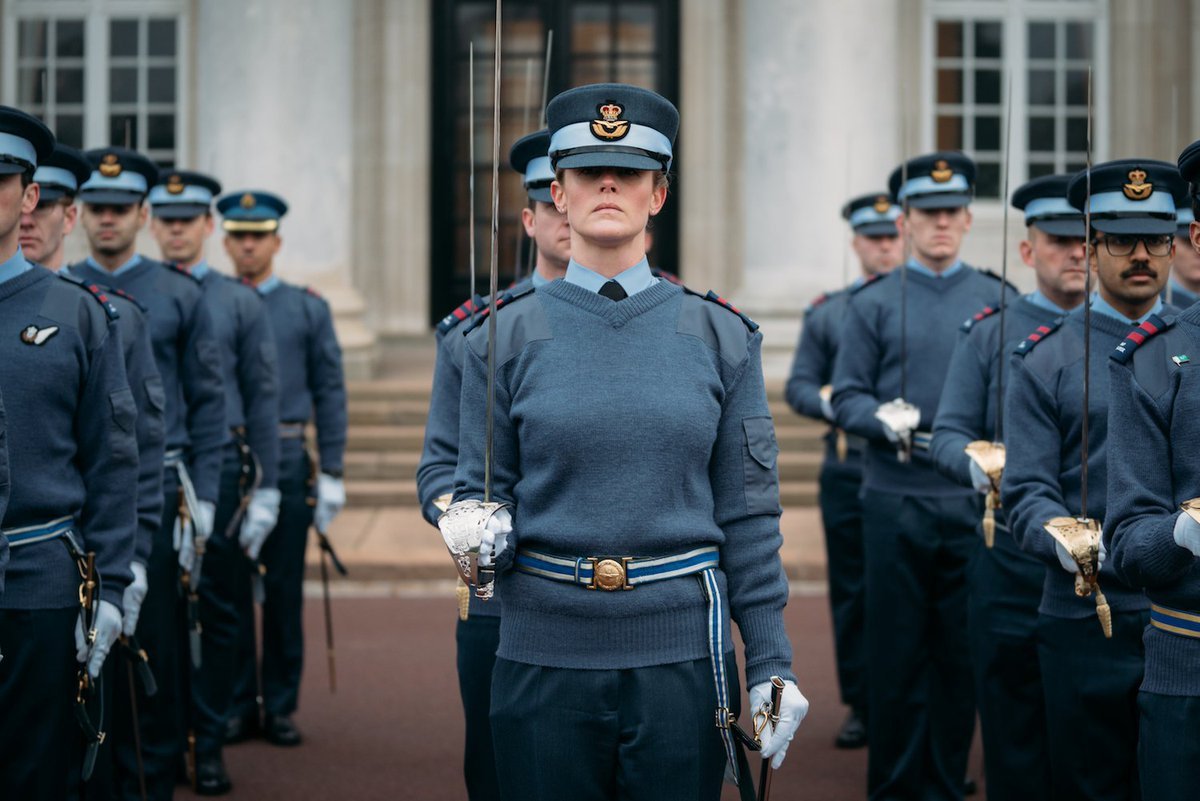 .@RoyalAirForce tackles feminine clichés in new ad: the spot which is created by ad agency @EngineLondon, addresses the stereotyped way that women are often talked about, and to, in ads http://bit.ly/2DRBZVE