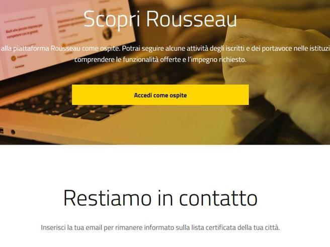 Problemi tecnici su Rousseau, slitta il voto su Salvini. E cambia il quesito  https://t.co/2dOVIKlRtc
