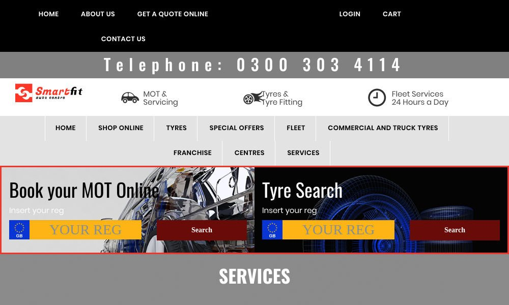 test Twitter Media - Car center in the United Kingdom uses Aimeos #ecommerce components and #Laravel for booking appointments online:  https://t.co/dcVBr0eETw https://t.co/uf4O9aPoVq