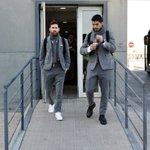 Image for the Tweet beginning: 👋 Bonjour, Lyon 🇫🇷 Barça's