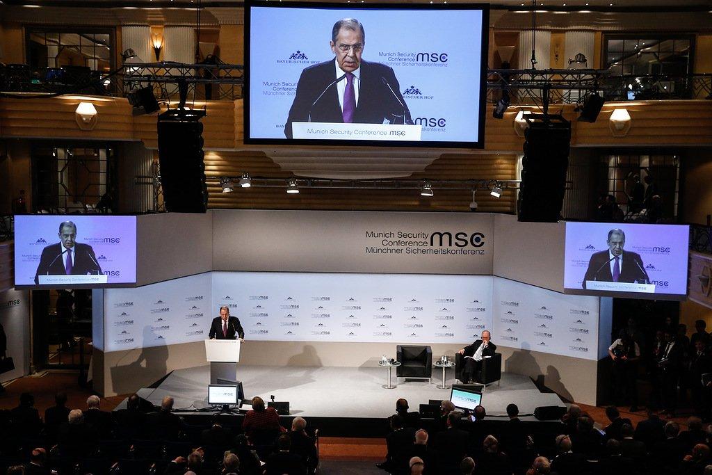 MFA Russia 🇷🇺's photo on #MSC2019