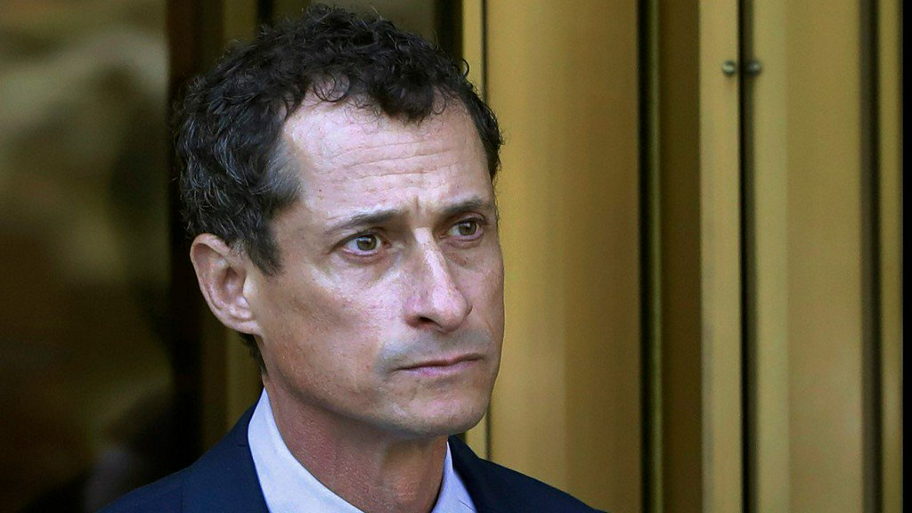 Disgraced ex-Congressman Anthony Weiner released from prison https://t.co/Q1hpVxosIX