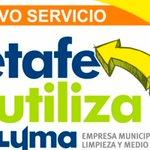 Image for the Tweet beginning: El Ayuntamiento de Getafe y
