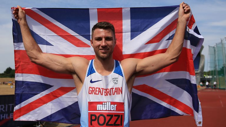 "☀️🏃‍♂️🏴󠁧󠁢󠁳󠁣󠁴󠁿SCOTTISH HOPES! Hurdler @andrew_pozzi is fit again, makes GB squad for Glasgow & keen to make his mark at European Indoors two years after winning in Belgrade. ""I love to compete & will always grab every opportunity that's available"" @BritAthletics https://bit.ly/2V3T1Hi"
