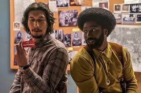 Watched Spike Lee's Blackkklansman again and it still amazed me with its delivery of humor &amp; tension that is very well balanced.  John David Washington and Adam Driver deliver great performances and that powerful ending hit me in the gut even harder the second time. Bravo Spike! <br>http://pic.twitter.com/a7XxPf99R4