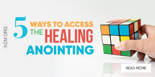 Are you tolerating sickness, pain or disease in your life? Enough is enough! Learn to access the healing anointing in your life today! https://kcmorg.us/2WTDJGJ