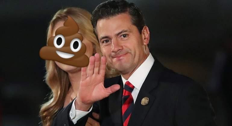 Peña Nieto reaparece en redes sociales para desmentir que vive en Madrid, España http://bit.ly/2InYuHp