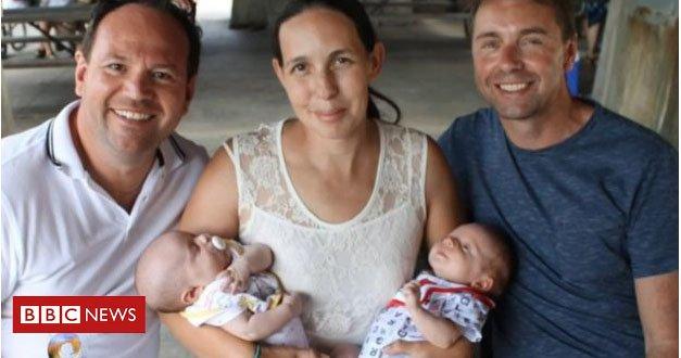 Entenda a #ciência que explica o parto de gêmeos com pais diferentes https://t.co/s3L3K5EWC8