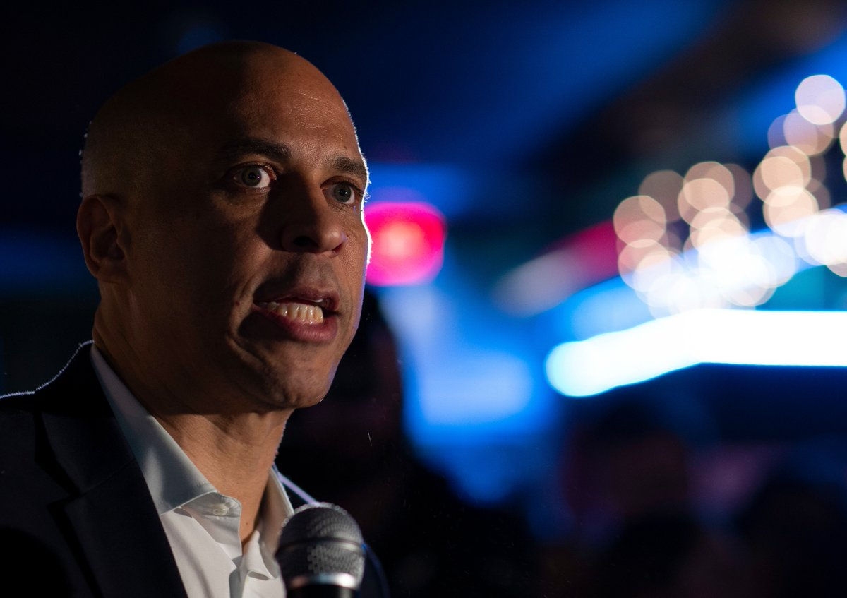 'We Want HQ2' — 2020 Hopeful Cory Booker Reignites Newark's Bid for Amazon. https://t.co/t8h3B4IDh8 via @Cheddar