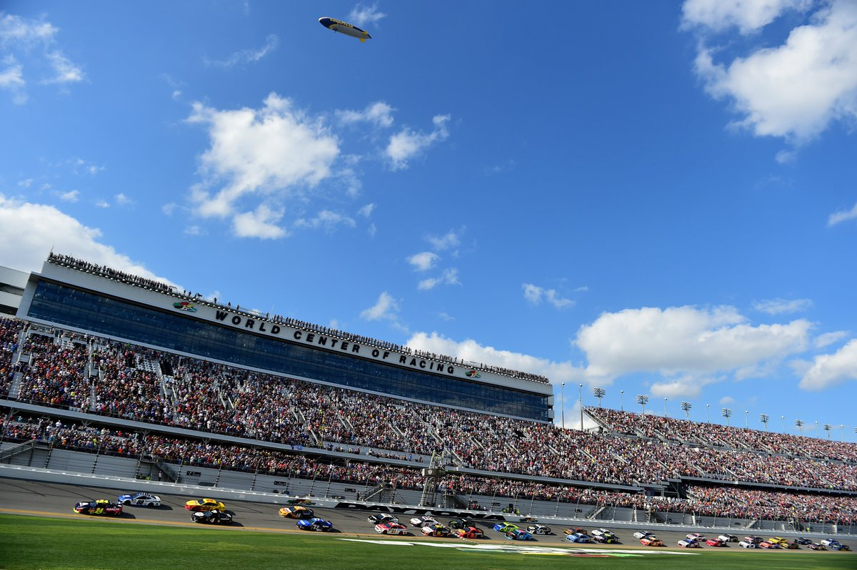Thank you all for another amazing year at the #DAYTONA500!