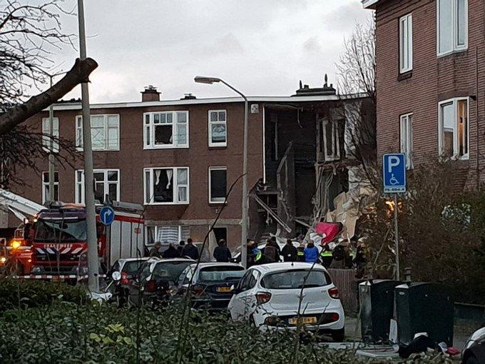 Geen aanwijzingen opzet explosie Jan van der Heijdenstraat https://t.co/wWR93CvEwY https://t.co/gRdXSEsdyc