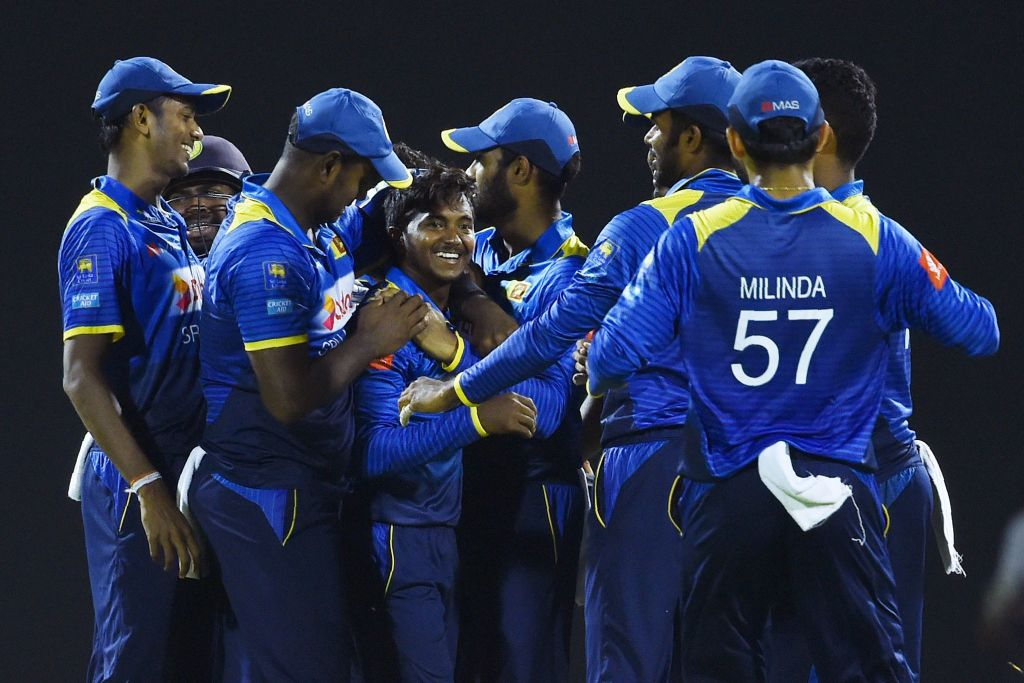 Sri Lanka have made a number of changes for their upcoming ODI series against South Africa.  FULL SQUAD ⬇️  https://t.co/ZwzjtWwAOn
