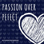 Image for the Tweet beginning: Be passionate not perfect! 💕  #MondayMotivation