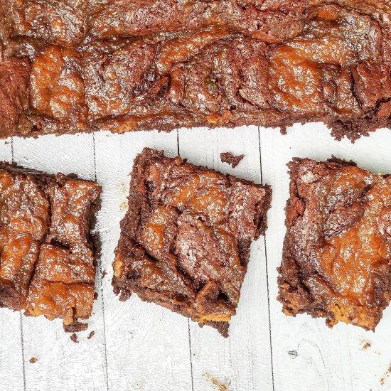 #pumpkin Brownies. #yum http://bit.ly/2LvcvAY