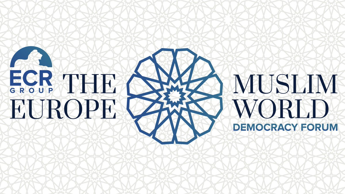 Tomorrow were hosting the Europe-Muslim World Democracy Forum (#EMWDF) to discuss the challenges facing the #Muslim world & Western nations. Join us by registering here ➡️ bit.ly/registerEMWDF or follow our livestream from 9 a.m. CET ➡️ bit.ly/livestreamEMWDF.