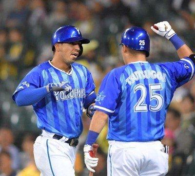 横浜Deって名前だけ見たら強そうなのになんで順位低いんや? http://sportspot-antenna.com/?p=430214