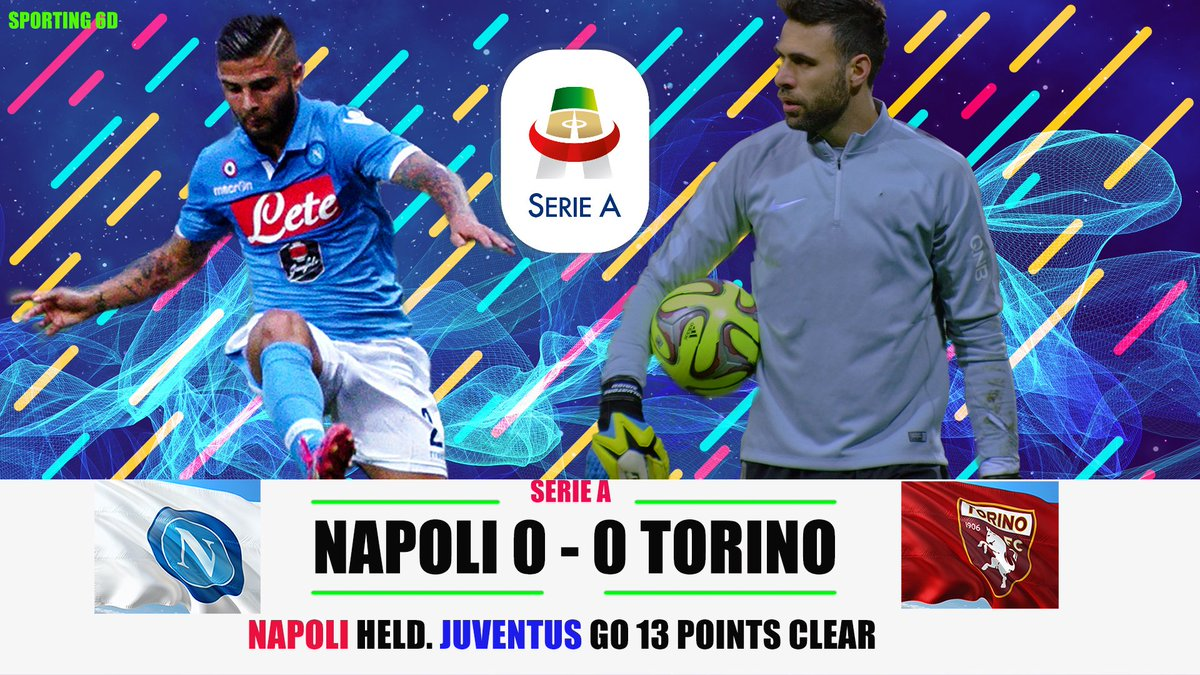 Napoli has to keep the momentum to finish well in the Serie A and CL. Slip in momentum could allow Intermilan to catch up on points in Serie A.#Napoli #NapoliTorino #football #SerieA #Torino #Juventus #ForzaNapoliSempre #mondaythoughts