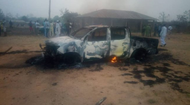 Four NDLEA officers shot dead in Ondo | TheCable http://bit.ly/2SHpgPD