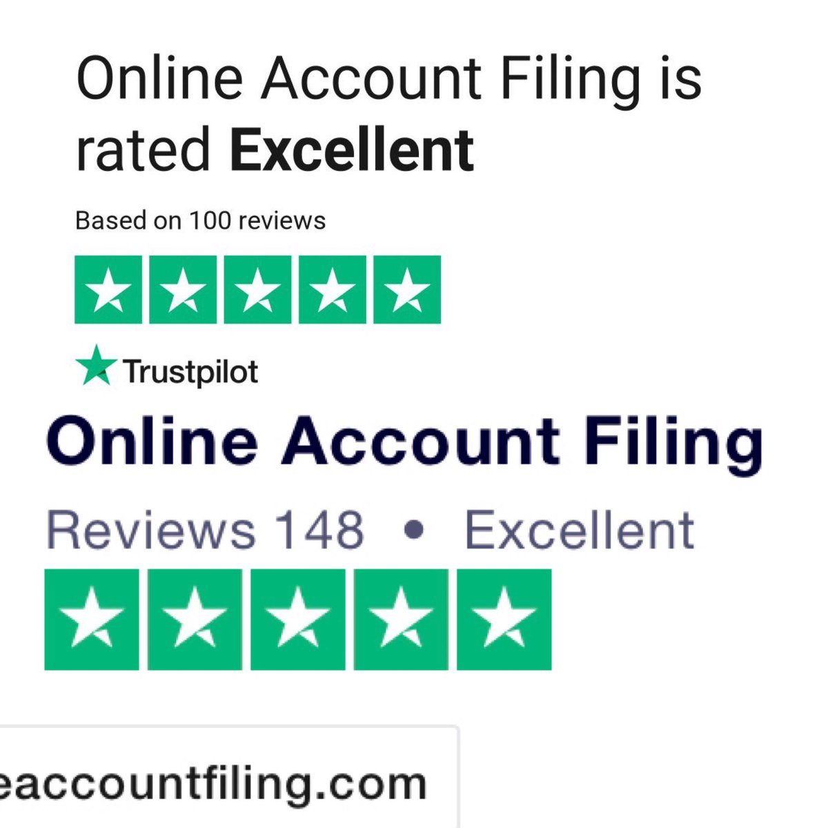 3 months challenge! What hasn`t changed is our &quot;Excellent&quot; TrustScore!   @Trustpilot  #3usiness #motivation #reviews<br>http://pic.twitter.com/F3Nv8moip8