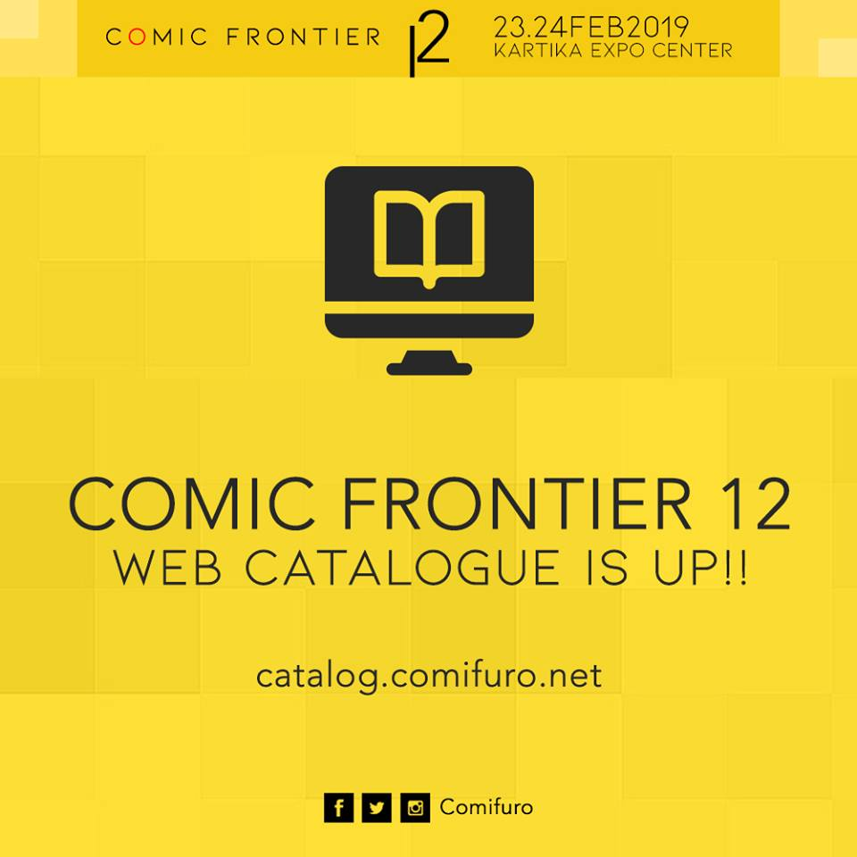 Comic Frontier At Comifuro Twitter