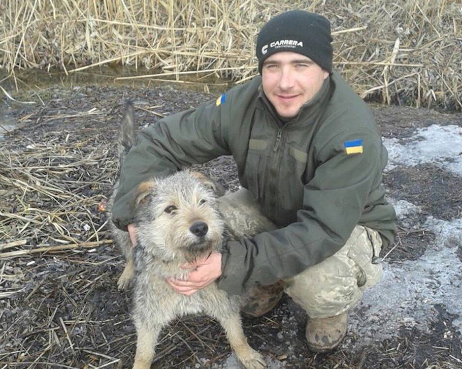 Yesterday, Serhiy Danileychenko was killed by (pro-)#Russian troops in eastern #Ukraine. He was the 8th Ukrainian soldier to die from wounds received in #Putin's ongoing war against Europe in 2019. Rest in peace.