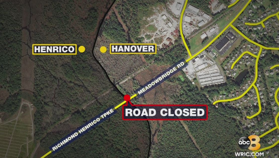 Portion of Richmond-Henrico Turnpike closed for a month due to repairs https://t.co/OruxO17eec #RVA #traffic