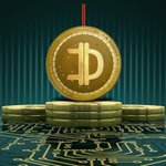 Image for the Tweet beginning: #Dollero Distribution: Private Sale, #ICO,