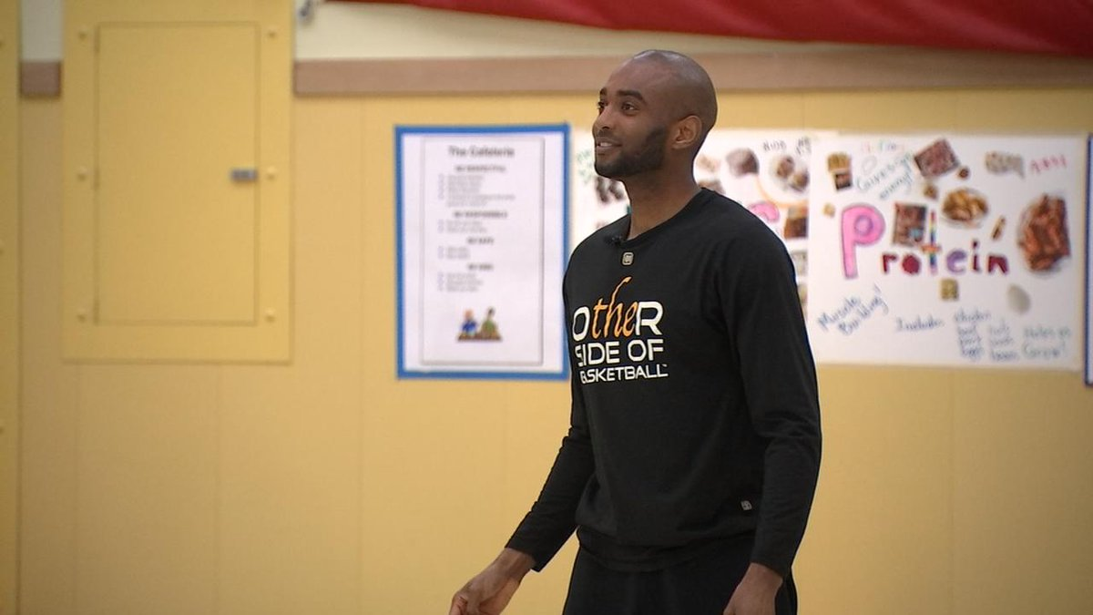 MORE THAN PLAYING THE GAME: You know @L_Hurd as a @BeaverMBB alum and #RipCity broadcaster, but you may not know he does more in the community with the game he loves. Hear about @OtherSideOfBall from @NickKrupke, watch Good Day Oregon at 5:45 a.m.