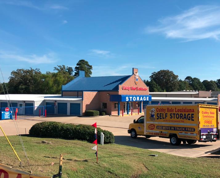 Cubby Hole Louisiana 1 Self Storage Moving Center