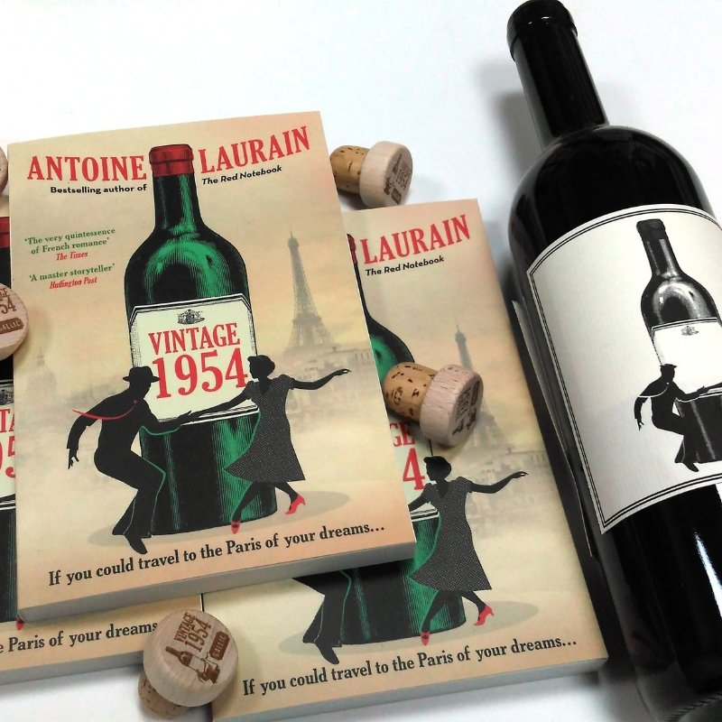 Imagine if you could travel to the Paris of your dreams... well #AntoineLaurain new novel #Vintage1954 will take you there in this #timetravel story fuelled by #wineOut June  #amreading #iconicParis #DreamParis #1950s  https://belgraviabooks.com/product/antoine-laurain-vintage-1954?i=1 …pic.twitter.com/4ZTIGlnPjw