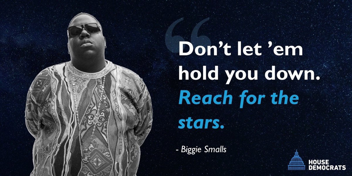 Legend. Icon. Artist. #Biggie pushed boundaries, broke barriers and told the stories of so many unheard voices. #BlackHistoryMonth #MondayThoughts
