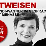 Image for the Tweet beginning: Heute, 18 Uhr! Pamela Rendi-Wagner