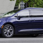 Image for the Tweet beginning: Ready for takeoff. #ChryslerPacifica #wheels