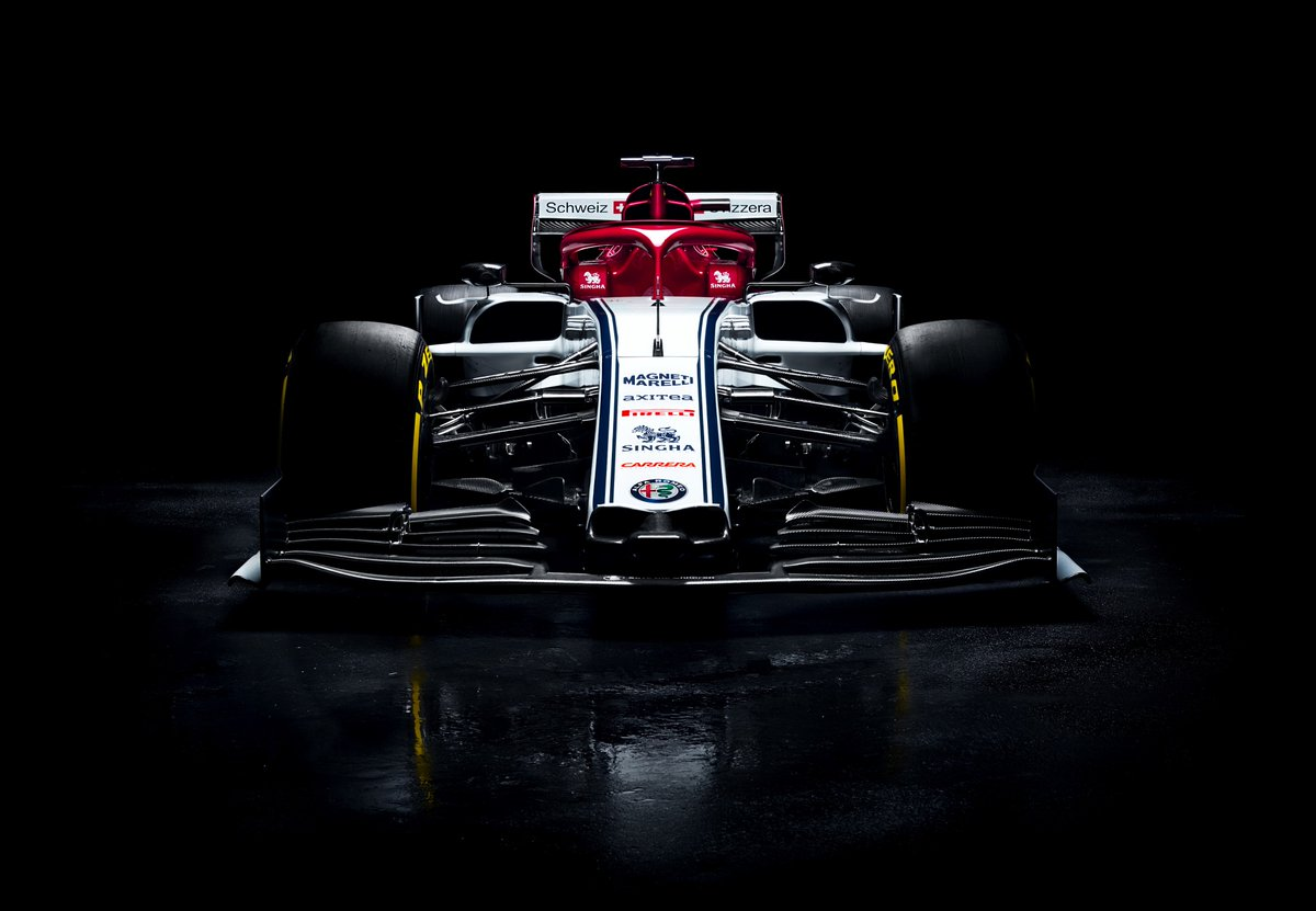 Wait is over! ⏱ We warmly welcome our beloved #C38! 😍  #AlfaRomeoRacing #GetCloser #TheFutureRevealed