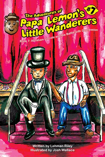 #PresidentsDay One of the Papa Lemon Books is about Abe Lincoln and his battle with #depression Please RT and visit http://www.papalemonedu.com #MentalHealthAwareness #PresidentsDay2019