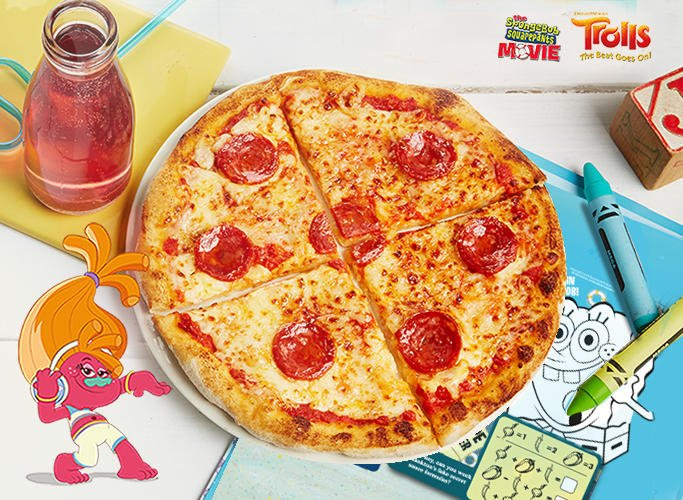 Bring the whole family to Bella Italia and kids eat for just £1! Keep them entertained with a NEW activity sheet featuring games and puzzles and even amazing new chances to WIN!