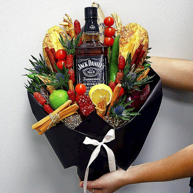 Букет дзержинск, мужской съедобный букет на 23 февраля