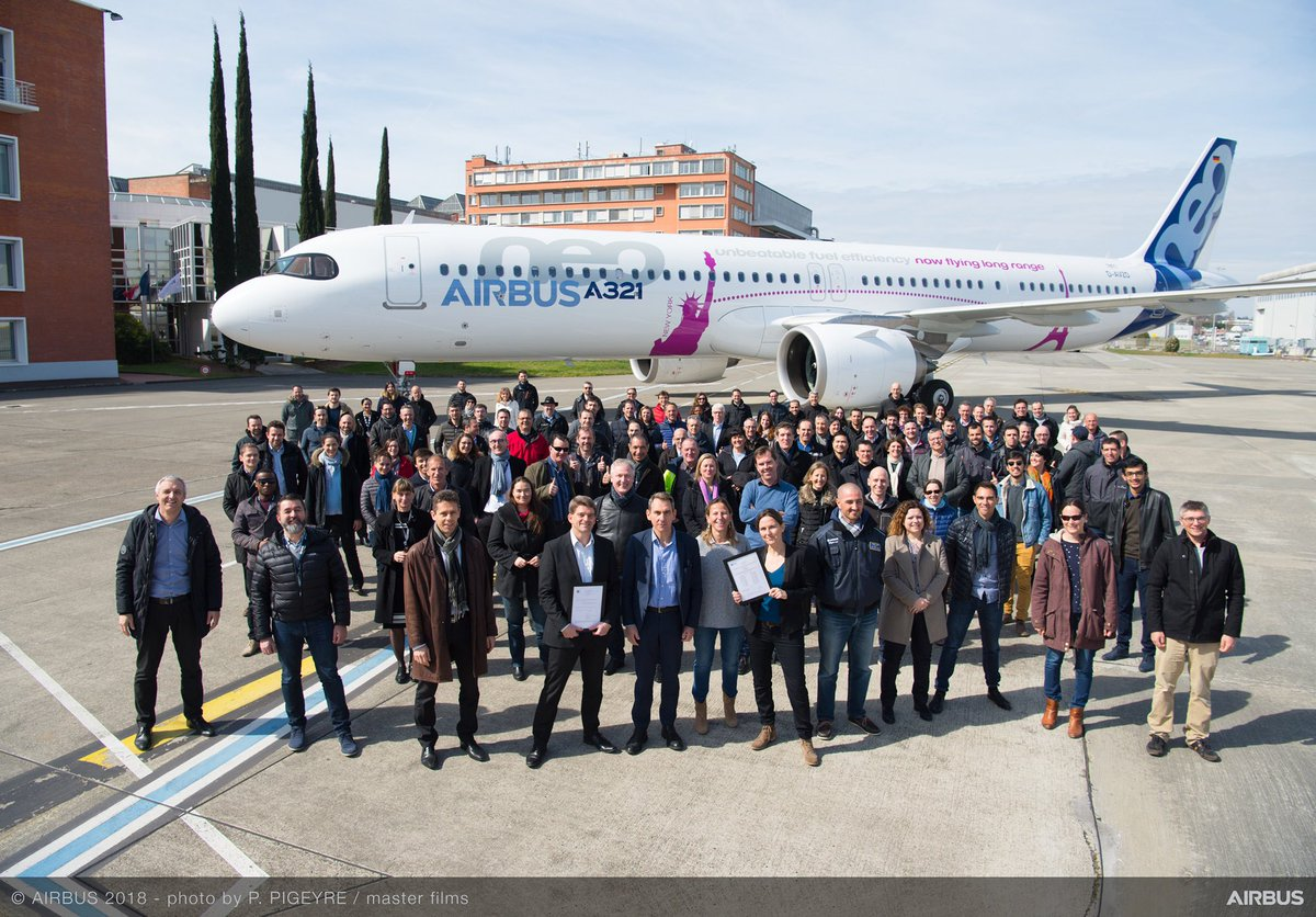 Certification and validation: Airbus employees describe the team effort that goes into ensuring airworthiness of the company's jetliners, including their work with national aviation authorities: http://bit.ly/2IgKK14