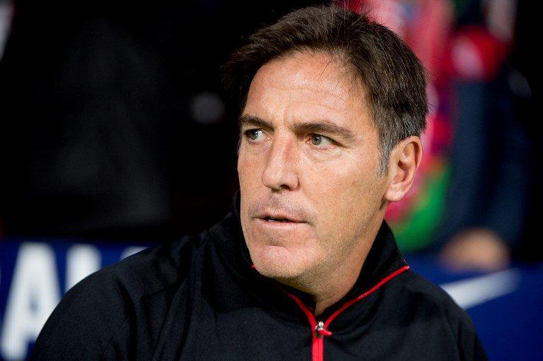 #Último Eduardo Berizzo es el nuevo Director Técnico de la Selección Paraguaya. 📸 AFP