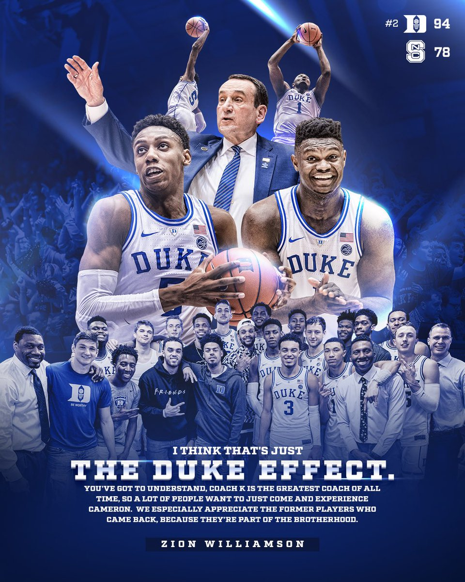 #TheDukeEffect 😈😈🐐🐐