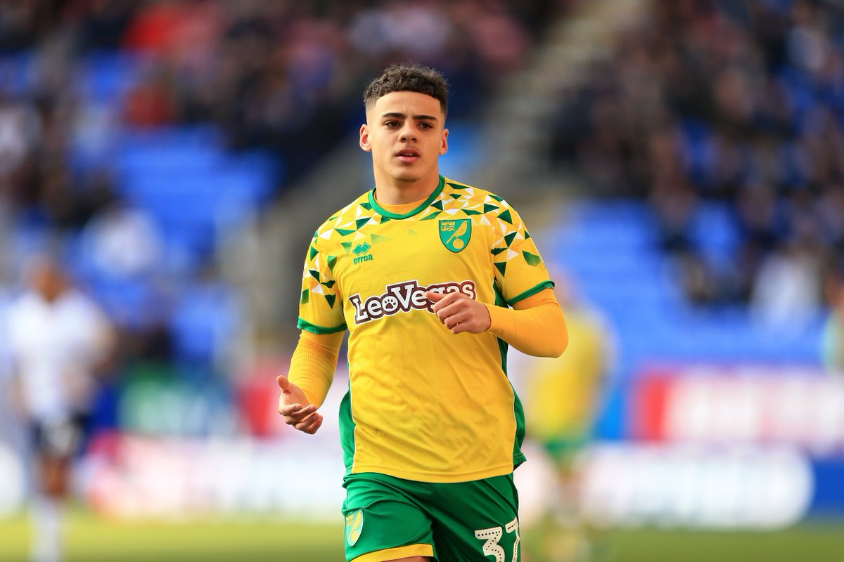 Minutes played in the @SkyBetChamp by #ncfc players this season ⬇️  Tim Krul 2️⃣9️⃣7️⃣0️⃣ Teemu Pukki 2️⃣6️⃣6️⃣6️⃣ JAMAL LEWIS 2️⃣5️⃣7️⃣7️⃣  MAX AARONS 2️⃣4️⃣9️⃣5️⃣  Youth.