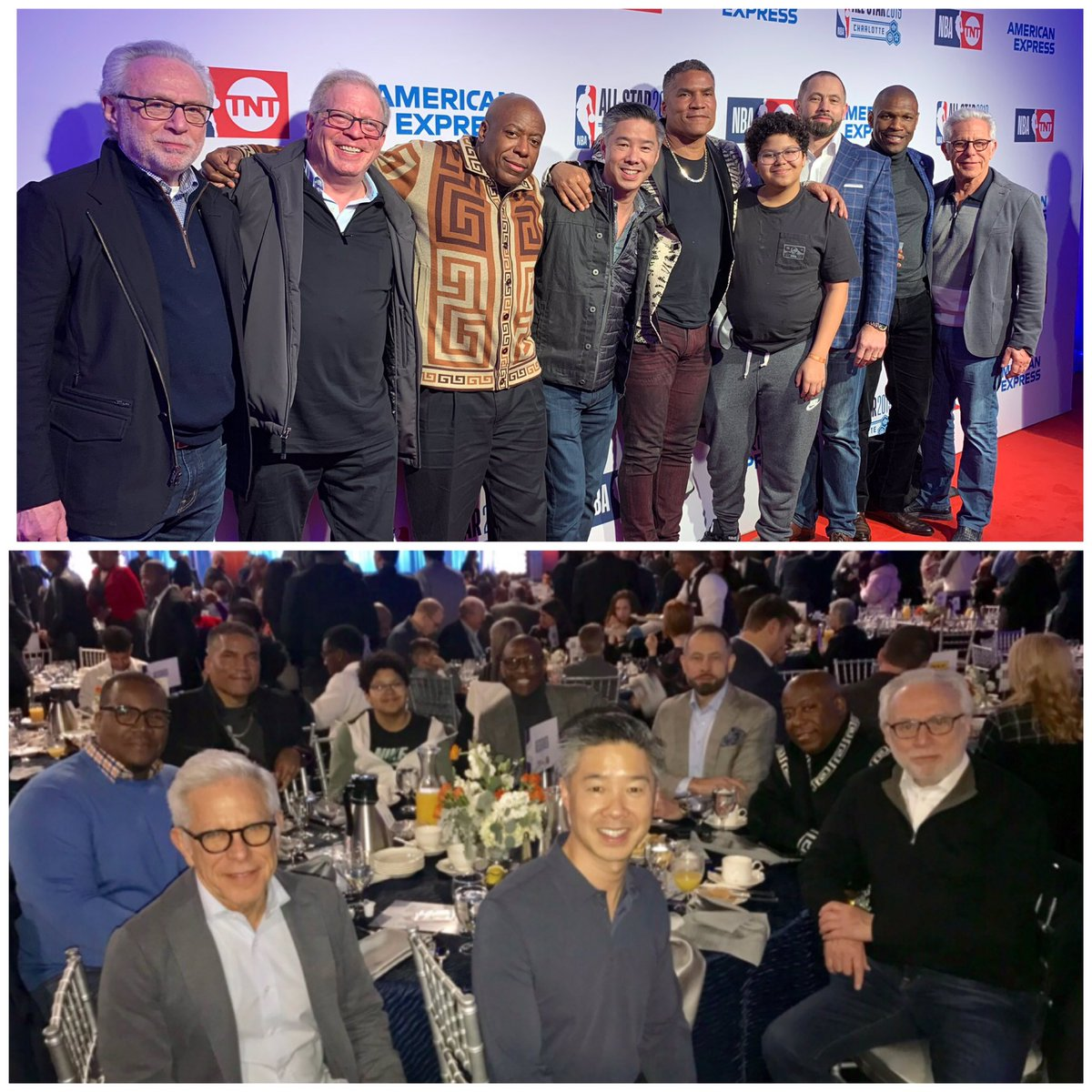 Thanks to the City of Charlotte and the @NBA for organizing an excellent @NBAAllStarAllStar weekend. The 🐺 pack really enjoyed. We return now to our regularly scheduled work. See you later today @CNNSitRoomin the  5-7PM ET