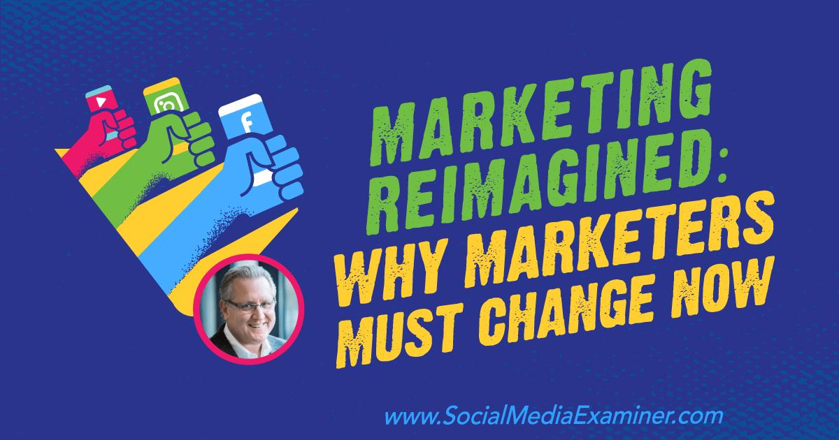 Find out how the relationship between marketers and customers has changed, and learn how and why human-centric marketing works, in this article from @SMExaminer CEO @Mike_Stelzner https://buff.ly/2UPFeUr   #SocialMedia #DigitalMarketing