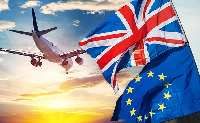 #Brexit news: 'Brexit surcharge' tipped to HIT travellers #Travel #UK https://t.co/UkwZKkC9wA