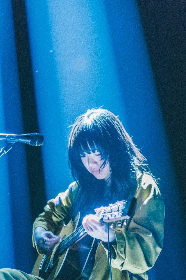 【ライブレポート】あいみょん初の武道館に1万4000人、万感の思いで歌った18曲(写真11枚) https://t.co/rlgtjG5wyX   #あいみょん