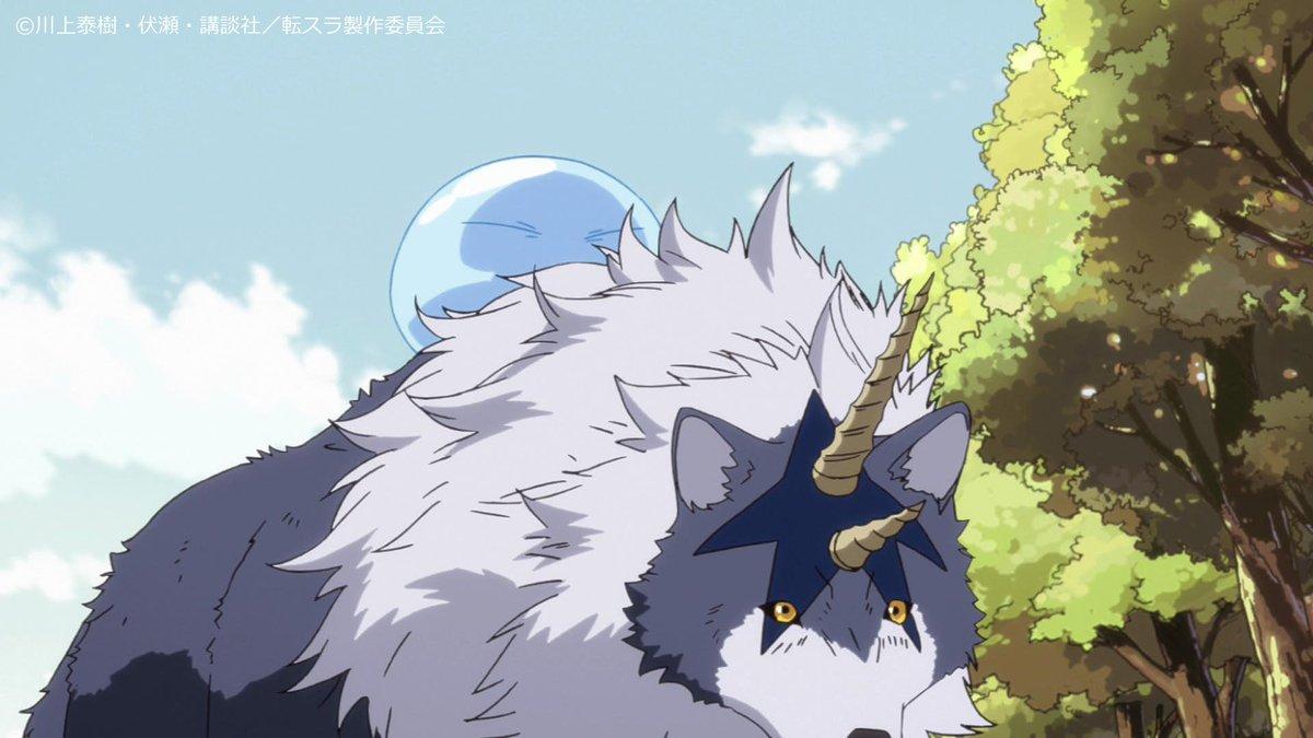 【公式】TVアニメ『転生したらスライムだった件』's photo on #tensura