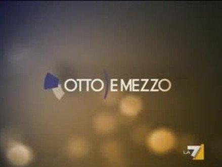 Massimo Cacciari, @MarcoDamilan, @AndreaScanzi e @claudiocerasa saranno gli ospiti della puntata di questa sera di @OttoemezzoTW. #La7 #ottoemezzo